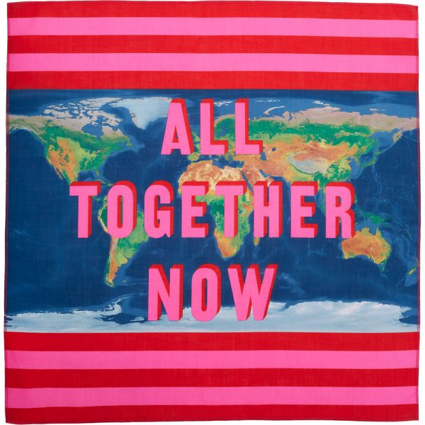 All Together Now - knot Wrap